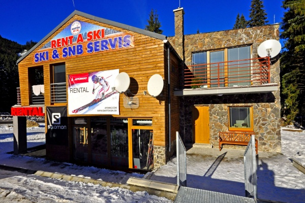 Bartek Ski Rental