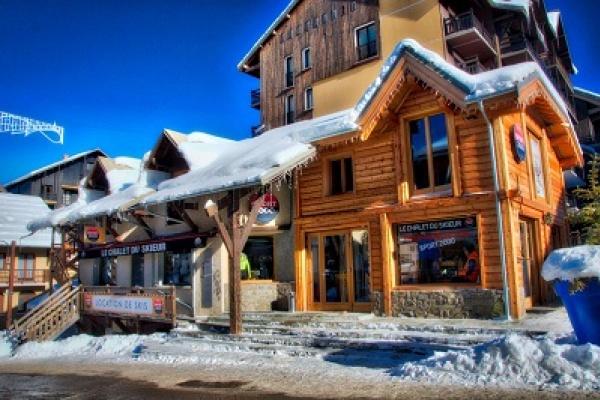 Le Chalet du Skieur