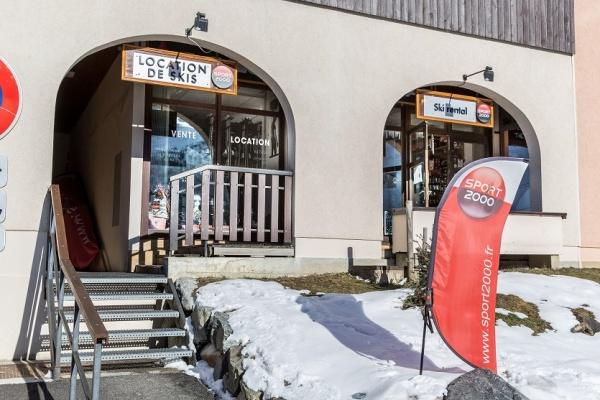 Ski Service les Menuires