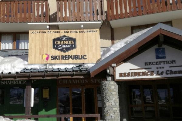 Ski Republic Chamois Sport