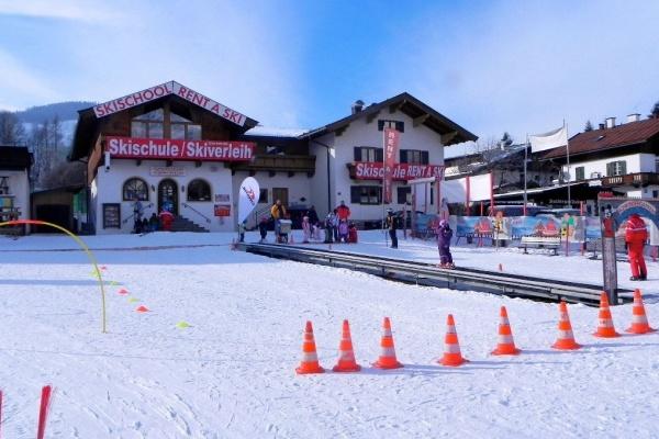 Skischule & Skiverleih Ellmau Hartkaiser
