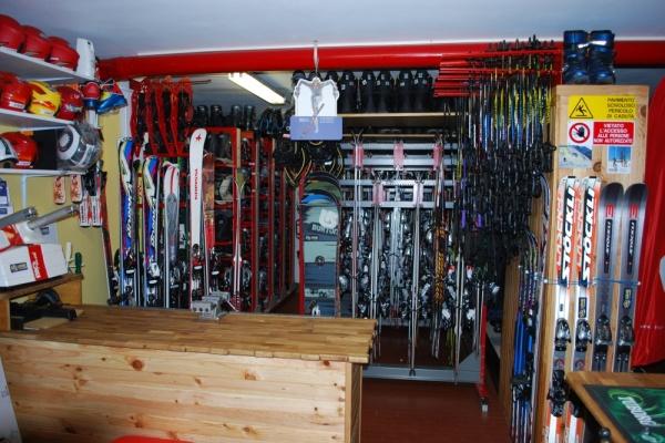 Ski Lodge - Noleggio Riparazioni Shop
