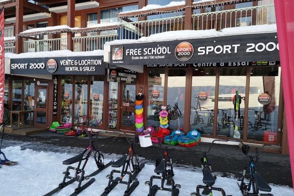 Delay Savoie Sport
