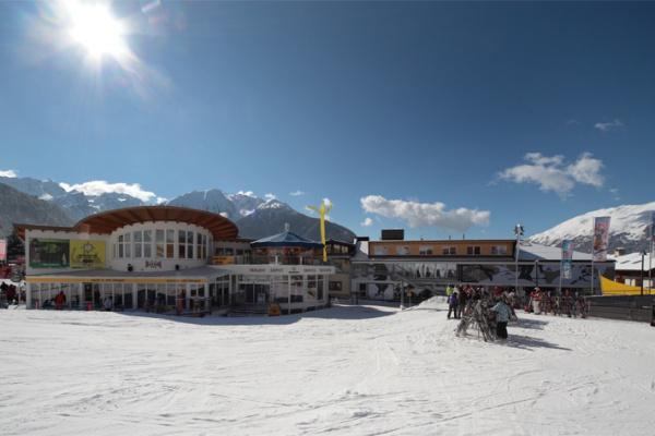 Skitestcenter ALPINRESORTS Jerzens